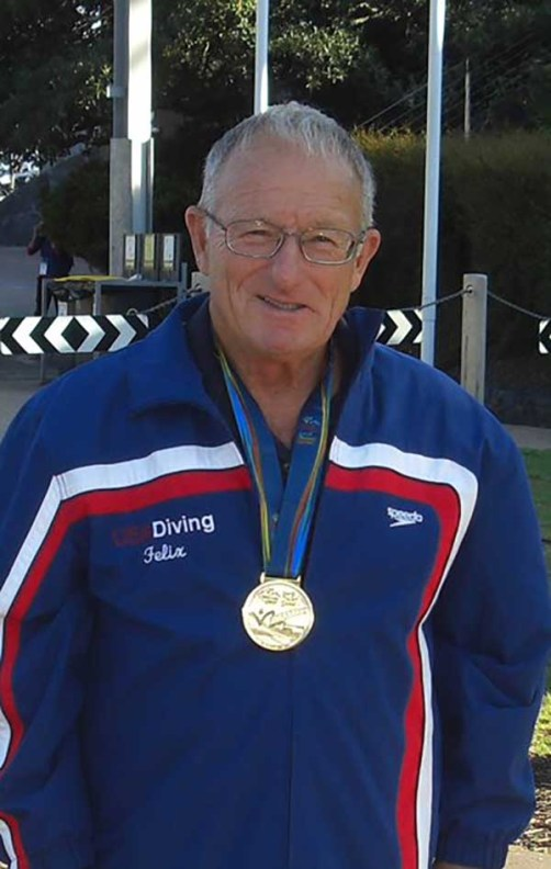 felix-grossman-ishof-diving-medal
