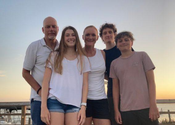 Elli Overton Family