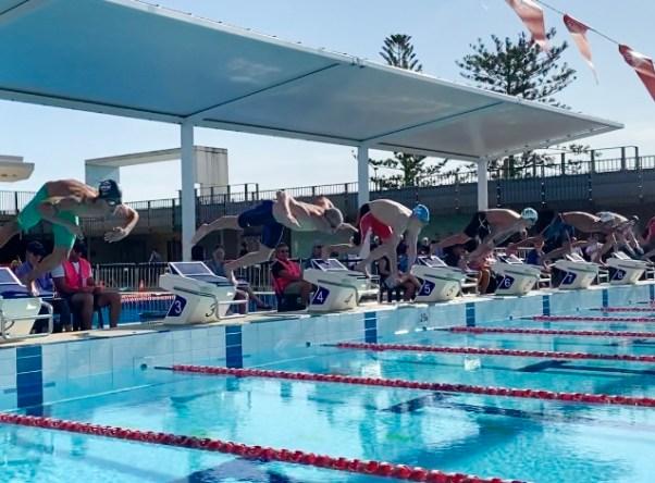 GCCTM 200m freestyle