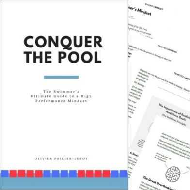 Gift for Competitive Swimmers - Conquer the Pool