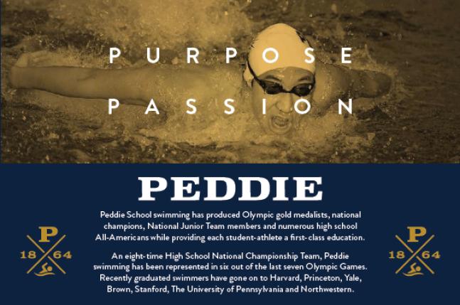 Peddie School ad 2020