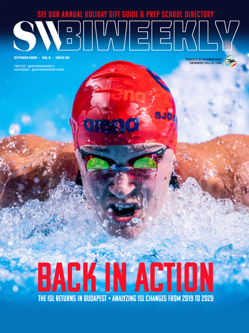SW Biweekly Cover - Back in Action - The ISL Returns in Budapest