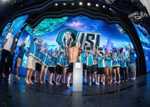 International Swimming League ISL