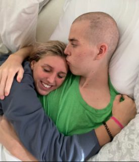 Lexie Mulvihill Jake Mulvihill hospital