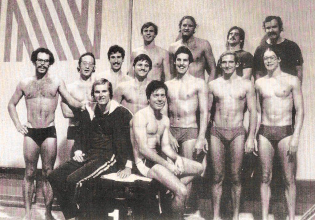 Penn Water Polo 1978