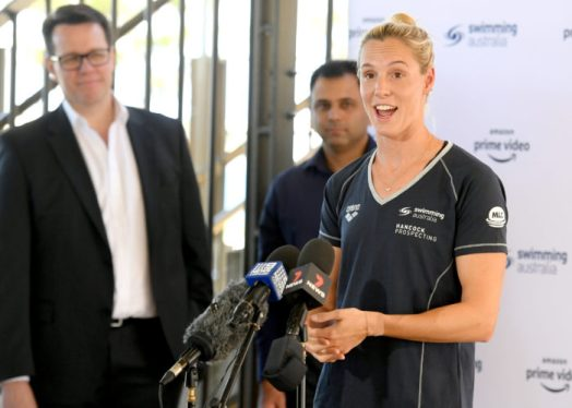 Prime launch Bronte Campbell