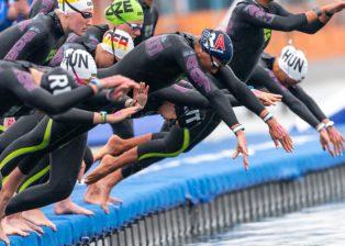 women's 25k lake lupa 2021 European Aquatics Championships