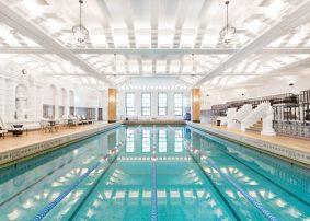 Intercontinental Indoor Pool - Chicago