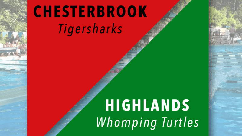 Wk 1 Meet of the Week: Chesterbrook @ Highlands