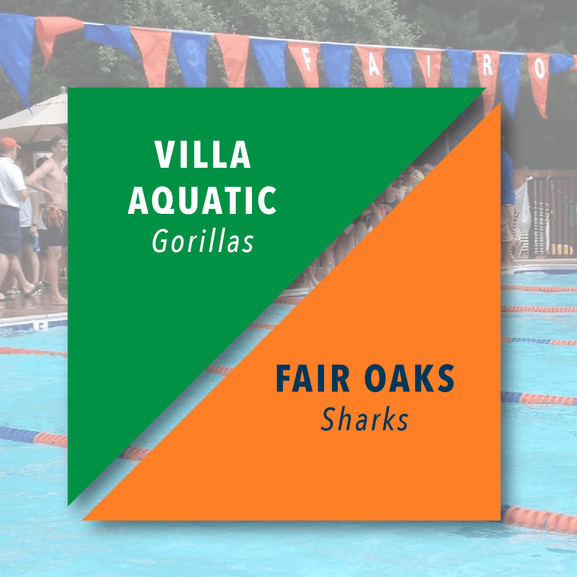 Wk 2 Meet of the Week: Villa Aquatic @ Fair Oaks