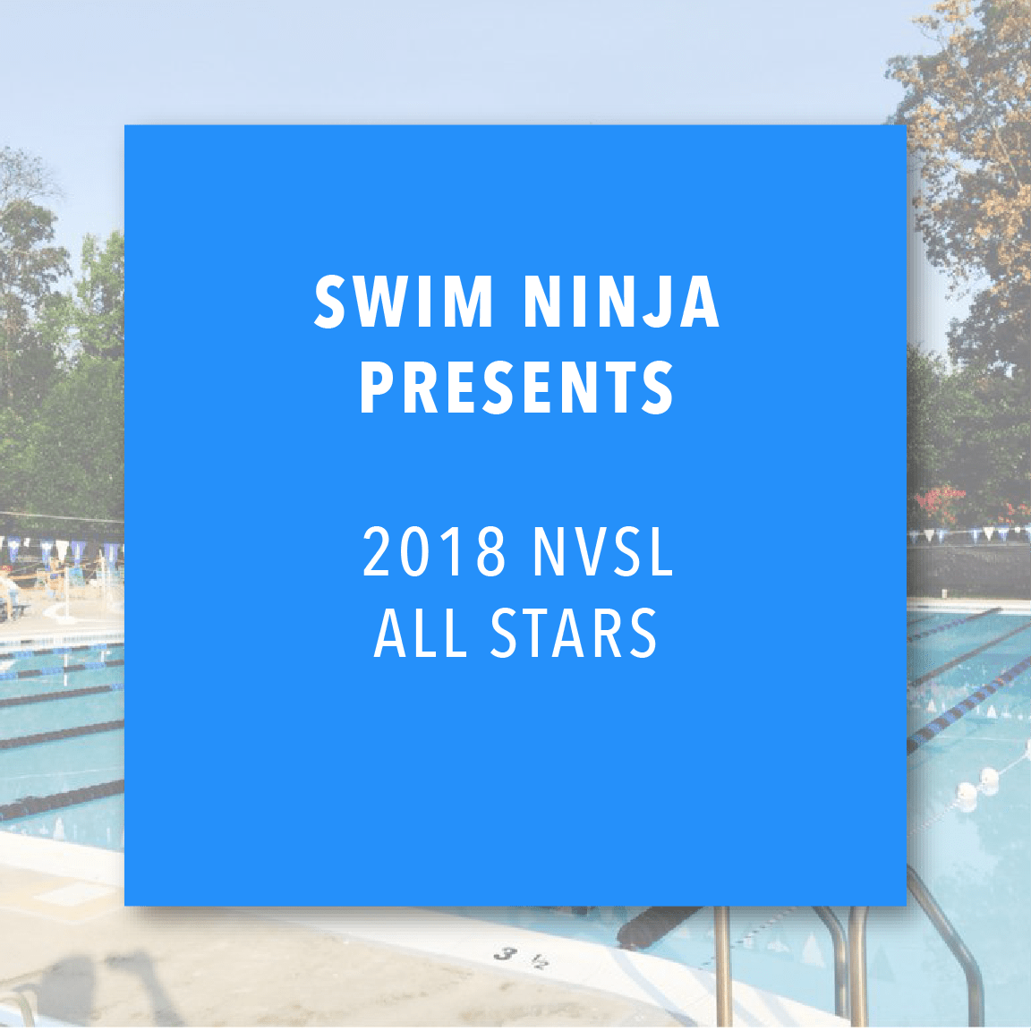 2018 NVSL All Stars: Individual Races