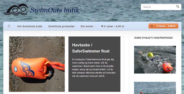 SwimOuts Butik