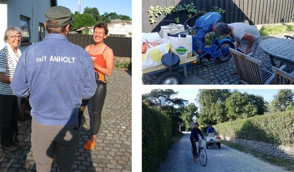 Rundt om Anholt 2013: Flere billeder