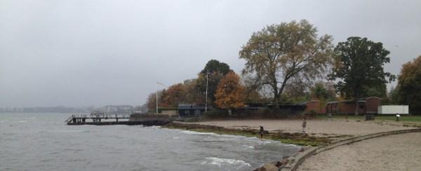 Fredags-SvømUd-mødested den 13. oktober 2013