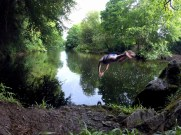 Wild Swimming Still Pool