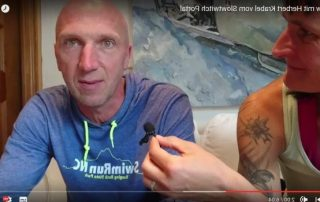 Herbert Krabel im Interview mit SwimRun Germany