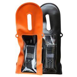 vhf pro waterproof radio case aquapac