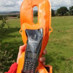 vhf waterproof case aquapac TrailProof pro