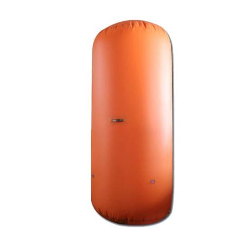 triathlon marker buoy orange