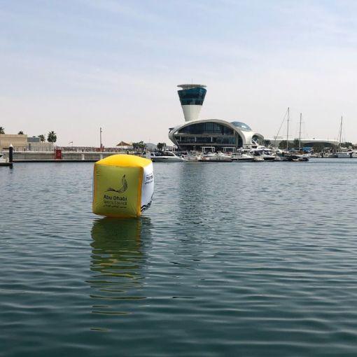 cube marker buoy