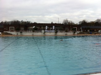 The Lido - Not Very Busy