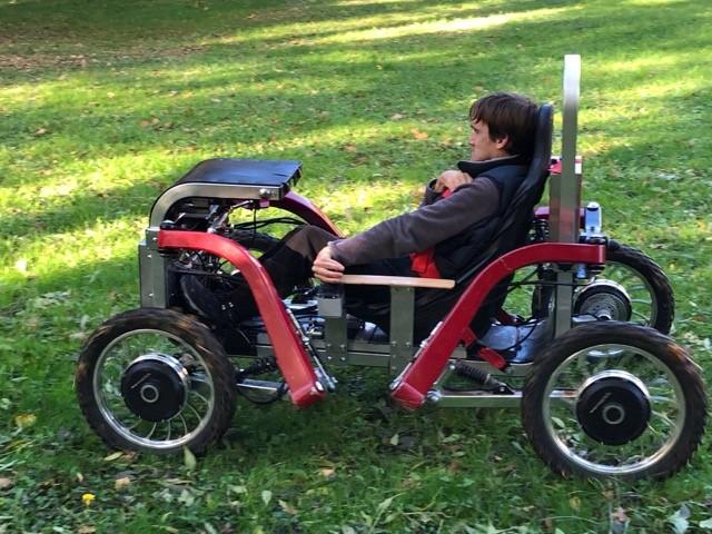 Swincar adaptive
