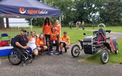 Swincar Mobility Demo Day in Richmond, Virginia