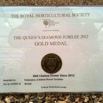 Chelsea Gold 2012
