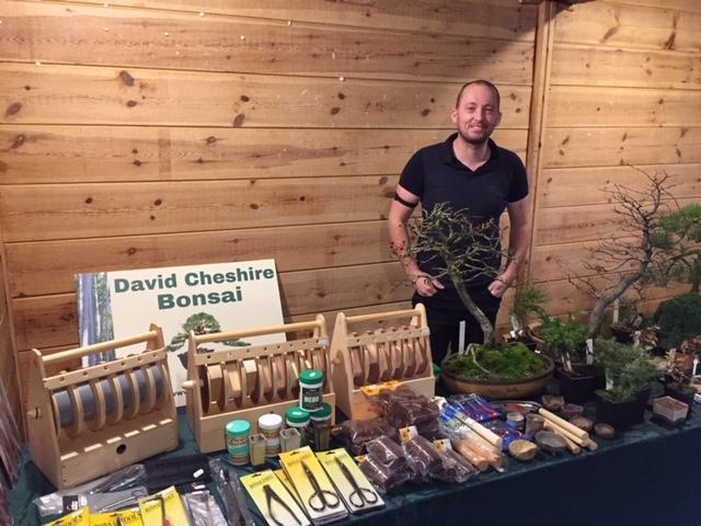 David Cheshire Bonsai