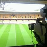 Wolves Cam1 - camera at football pitch
