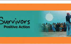 screen shot kiya survivors website