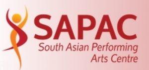 SAPAC logo - South Asian Performing Arts Centre