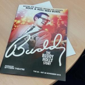 Buddy Holly musical