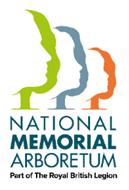 National Memorial arboretum - David bent exhibits at national memorial arboretum