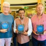David Bent, Chris Barry and Pradeep Bhadwari