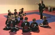Swindon Kids Martial Arts Classes
