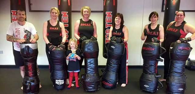 Cage Fitness Training at Swindon Martial Arts Centre