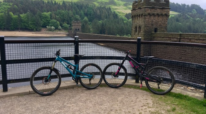 Places to Ride: Sheffield and the Peak District