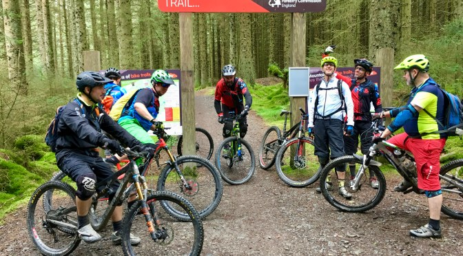 SMTBE Lakes 2017 Day 4 pm – Whinlatter