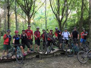 All Inclusive Tuesday Short Ride @ Croft Cycle Trail