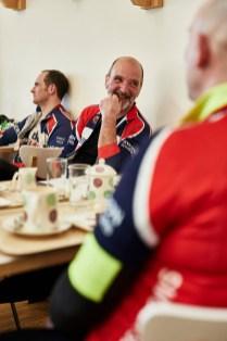 swindon wheelers cycling club riding through countryside