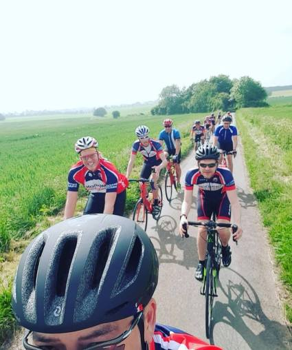 Weekend club rides
