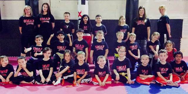 Swindon Martial Arts Children's classes