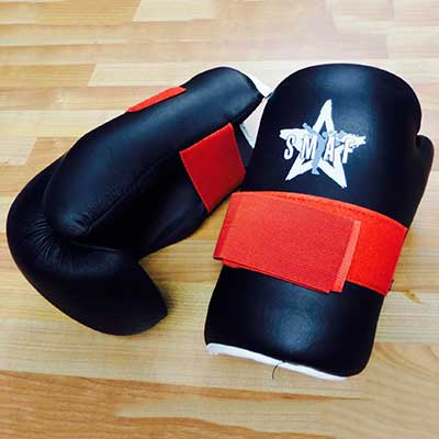 SMAF Sparring gloves