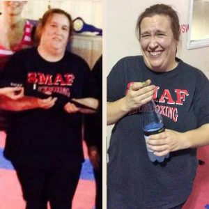 Smaf ladies success story Verity