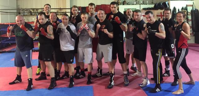 swindon martial boxing classes