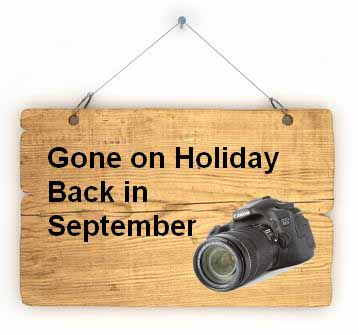 Summer Holidays 2015