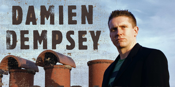 Damien Dempsey to play Swinford Cultural Center – May 30th