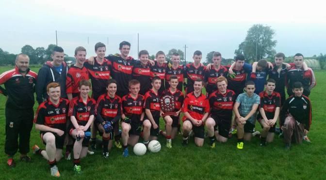 East Mayo Under 16 B Final
