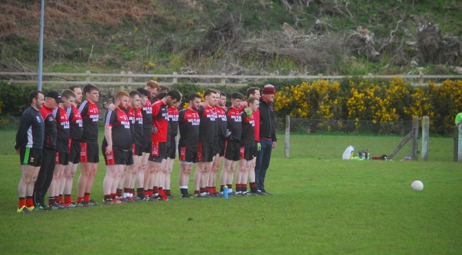 Senior League Div 4 Westport v Swinford match report